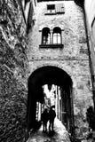 Castello sulla collina XXVII immagini stock