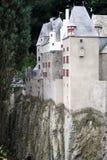 Castello sulle rocce Fotografie Stock