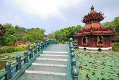 Castello tailandese Immagine Stock
