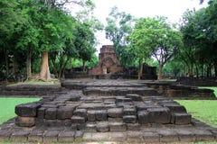 Castello tailandese Fotografia Stock Libera da Diritti