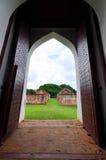 Castello tailandese antico Immagine Stock Libera da Diritti
