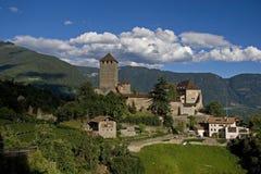 Castello Tirol Fotografia Stock Libera da Diritti