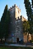 Castello, tower, Conegliano Veneto, Italy Stock Images