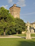 The Castello tower Stock Photos