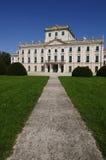 Castello in Ungheria Fotografie Stock