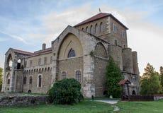castello Ungheria vecchia Fotografie Stock