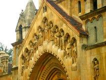 Castello Vaydahunyad Fotografia Stock