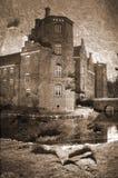 Castello vecchio Fotografia Stock