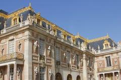 Castello Versailles Fotografia Stock Libera da Diritti