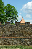 Castello Veveri vicino a Brno Fotografia Stock Libera da Diritti