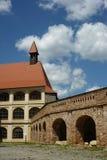 Castello Veveri vicino a Brno Immagine Stock