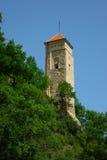 Castello Veveri vicino a Brno Immagine Stock Libera da Diritti