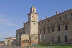 Castello w Carpi Obrazy Stock