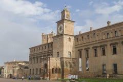 Castello w Carpi Zdjęcia Royalty Free