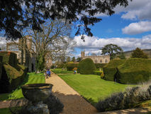 Castello Winchcombe Cotswolds di Sudeley Fotografia Stock Libera da Diritti