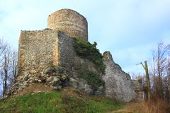 Castello Wlen Immagine Stock Libera da Diritti