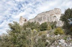 Castello Zabalate - Portilla Immagine Stock