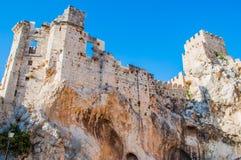Castello Zuheros Immagini Stock Libere da Diritti
