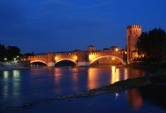 castellovecchio Royaltyfri Foto