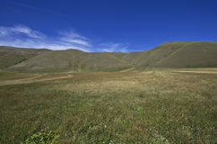 Castelluccio di Norcia Stock Photos