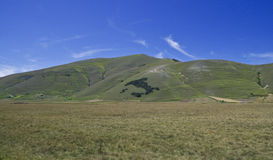 Castelluccio di Norcia Royalty Free Stock Images