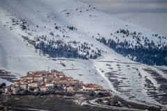 Castelluccio Of Norcia Royalty Free Stock Photos