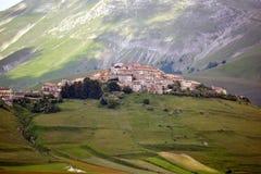 Castelluccio Royalty Free Stock Image
