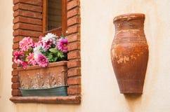 Castelmola corners Royalty Free Stock Photography