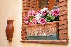 Castelmola corners Stock Photos