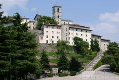 Castelmonte Stock Image