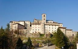 Castelmonte sanctuary, Cividale del Friuli - Italy. Castelmonte sanctuary of Virgin Mary, Cividale del Friuli. Udine, Italy Royalty Free Stock Image
