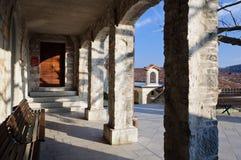 Castelmonte sanctuary, Cividale del Friuli. Italy Stock Photography