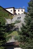 Castelmonte Shrine Complex Stock Image