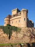 Castelnau castle Royalty Free Stock Photography