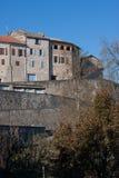 Castelnau De Montmiral Zdjęcia Royalty Free