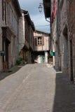 Castelnau-de-Montmiral Royalty Free Stock Images
