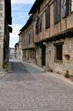 castelnau France montmiral wioska Obraz Stock