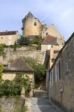 Castelnaud Stockfotos