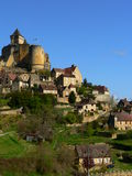 Castelnaud-la-Chapelle (France ) Royalty Free Stock Photo