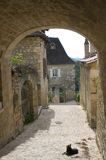 Castelnaud Stock Image