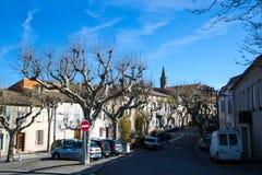 Castelnaudary, Francja Obrazy Stock