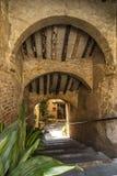 Castelnuovo Berardenga (Siena) Immagini Stock Libere da Diritti