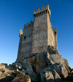 Castelo Foto de Stock Royalty Free