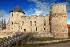 Castelo. Imagens de Stock
