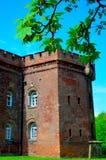 Castelo Fotografia de Stock
