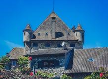 Castelo Fotos de Stock Royalty Free