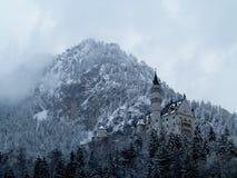 Castelo Alemanha de Neuschwanstein Foto de Stock Royalty Free