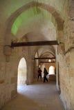 Castelo Alexandria de Qaetbay Imagem de Stock Royalty Free