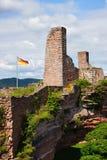 Castelo Altdahn Foto de Stock