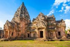 Castelo antigo tailandês Imagens de Stock Royalty Free